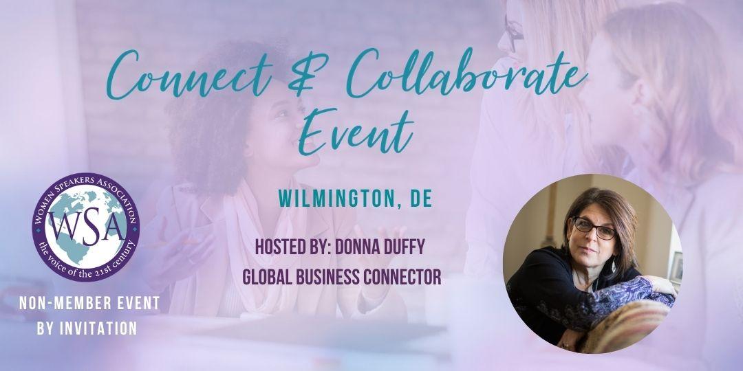 Connect & Collaborate Event – Delaware