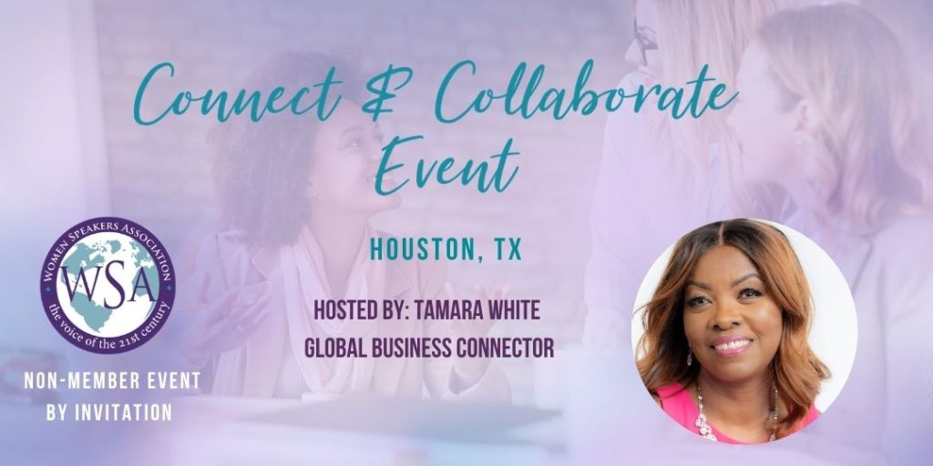 Connect Collaborate Houston