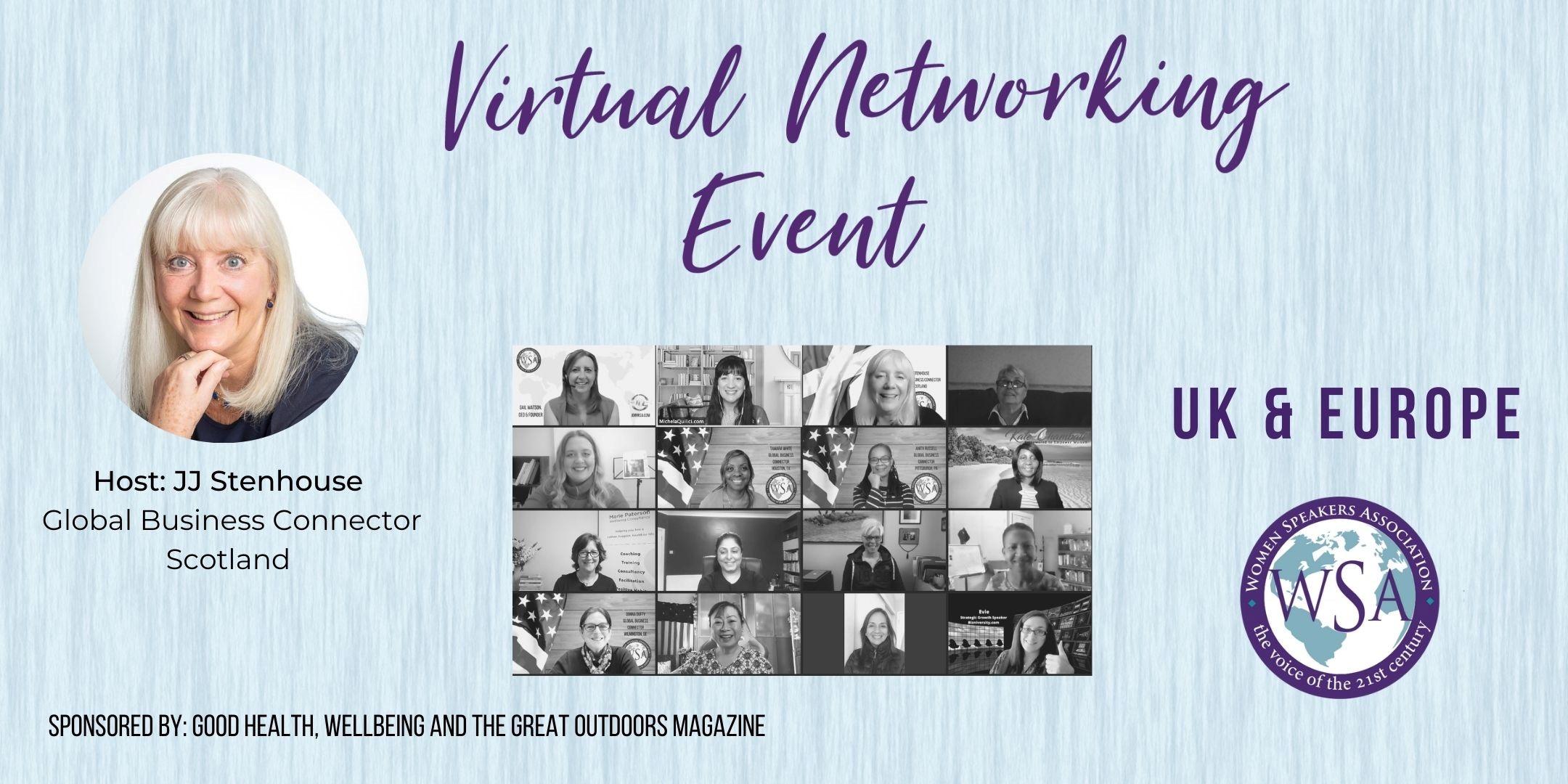 Virtual Networking November 2021